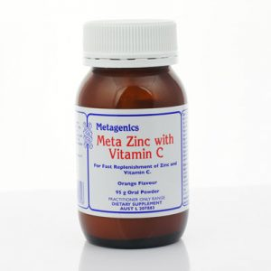 Meta Zinc and Vitamin C